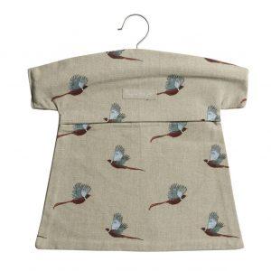 Sophie Allport Peg Bag Pheasant